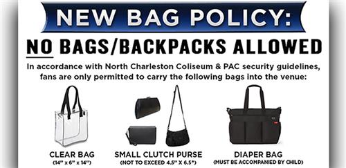 New North Charleston Coliseum Bag Policy Will Be Enforced At Bcsd Graduations