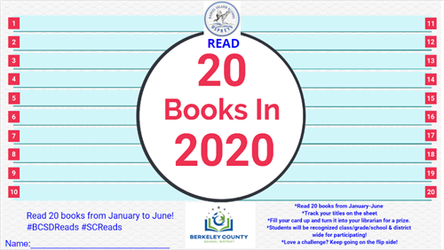 20 Books in 2020