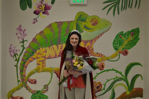 Teacher of the Year - Mrs. Michelle Power