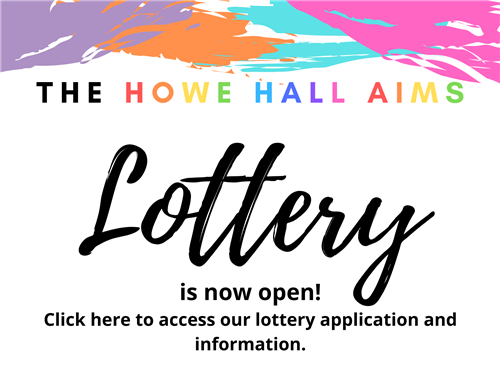 HHA Lottery is Open