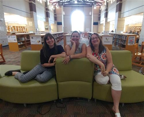 Library Staff 2019!