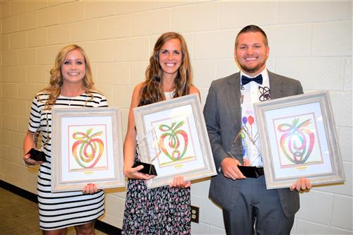 BCSD Rookie Teacher of the Year Finalists