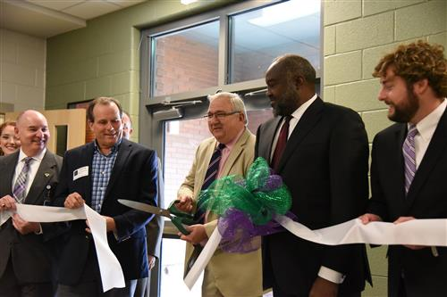 BCSD, Nucor ink historic agreement at Philip Simmons High School