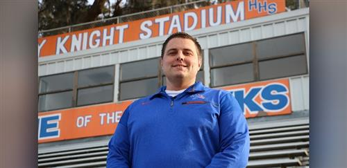 David Morbitzer selected as Hanahan High School varsity football coach