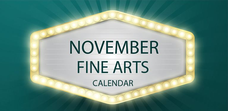 Generic Image for Fine Arts Calendar