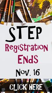 STEP registration link
