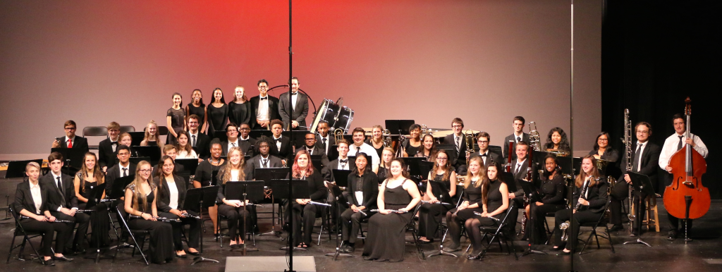 Stratford Wind Orchestra featured by SC Band Directors Association