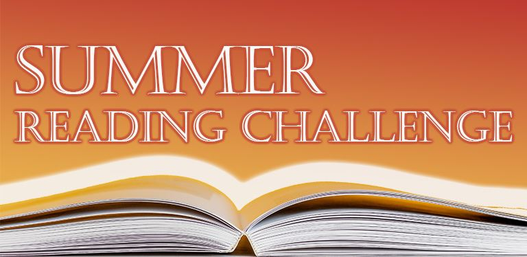 Summer reading challenge generic image