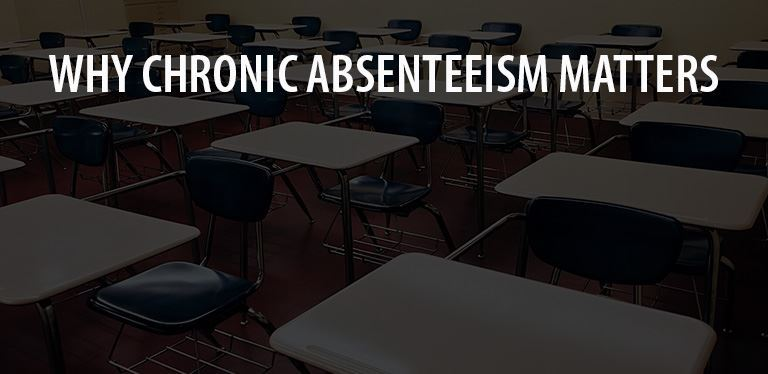 Chronic absenteeism vs. truancy