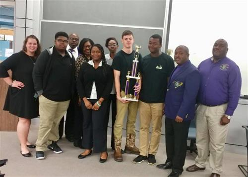 Goose Creek quiz bowl champs