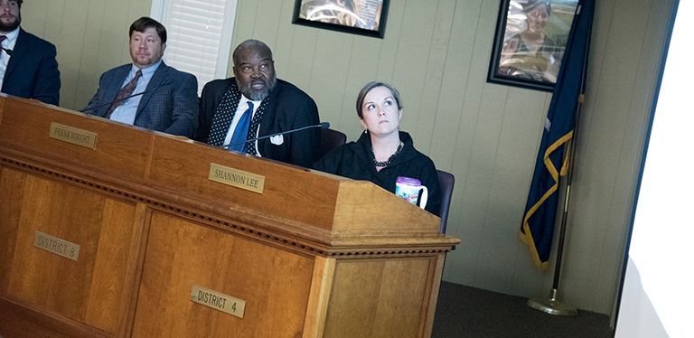 PHOTOS: February 13 Berkeley County Board of Education meeting