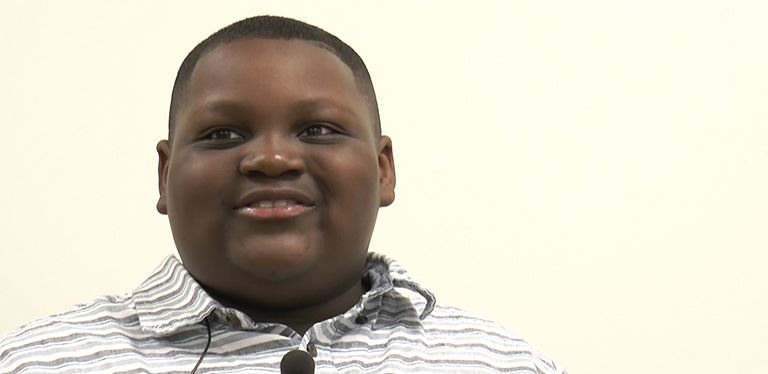 Student Spotlight: Cainhoy 4th-grader wants to share happiness found in bass guitar