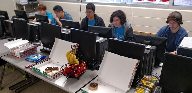 Stratford cyber defense teams to compete in National Youth Cyber Defense Competition