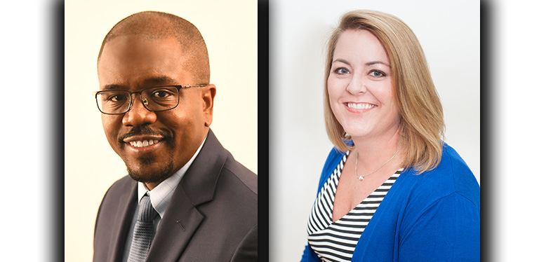 BCSD names Fulmer and Dixon Chief Administrative Officers for schools