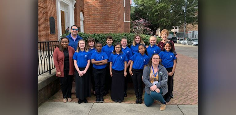 BCSD SCMEA Elementary All-State Honors Choir