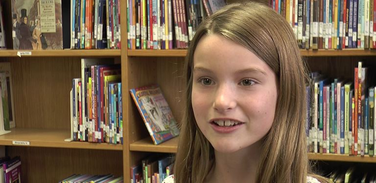 Student Spotlight: Talented young musician Ella Cameron dreams of being a teacher