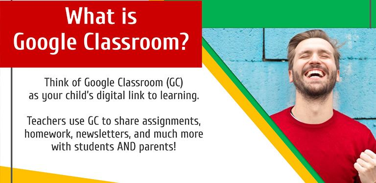 what is google classroom graphic