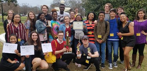 Goose Creek drama festival winners