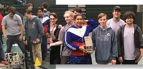 Goose Creek robotics team qualifies for VEX World Championship