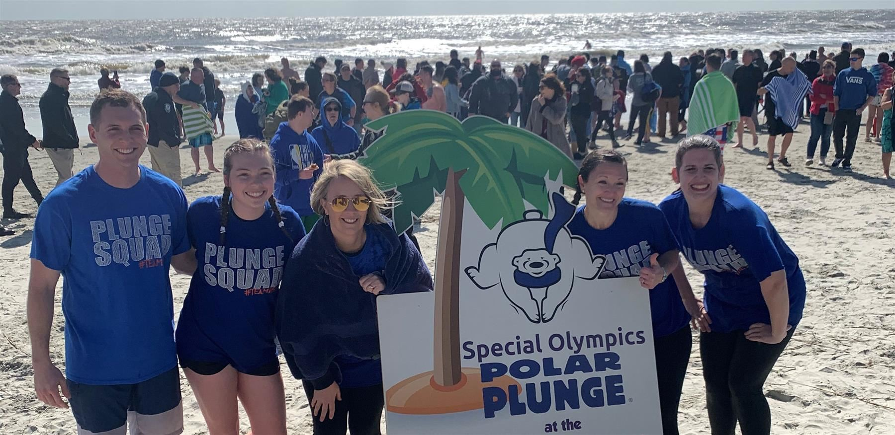 "Hanahan Elementary is a ""cool school"" for Special Olympics fundraising efforts"