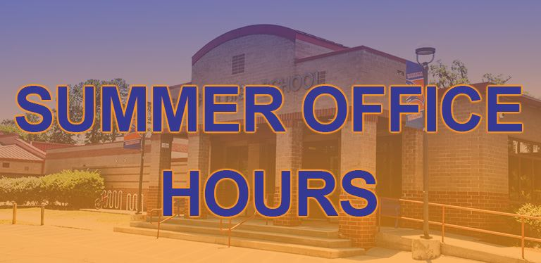 Photo of HHS - Summer office hours