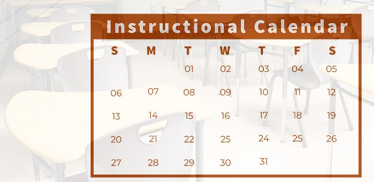 Generic instructional calendar img