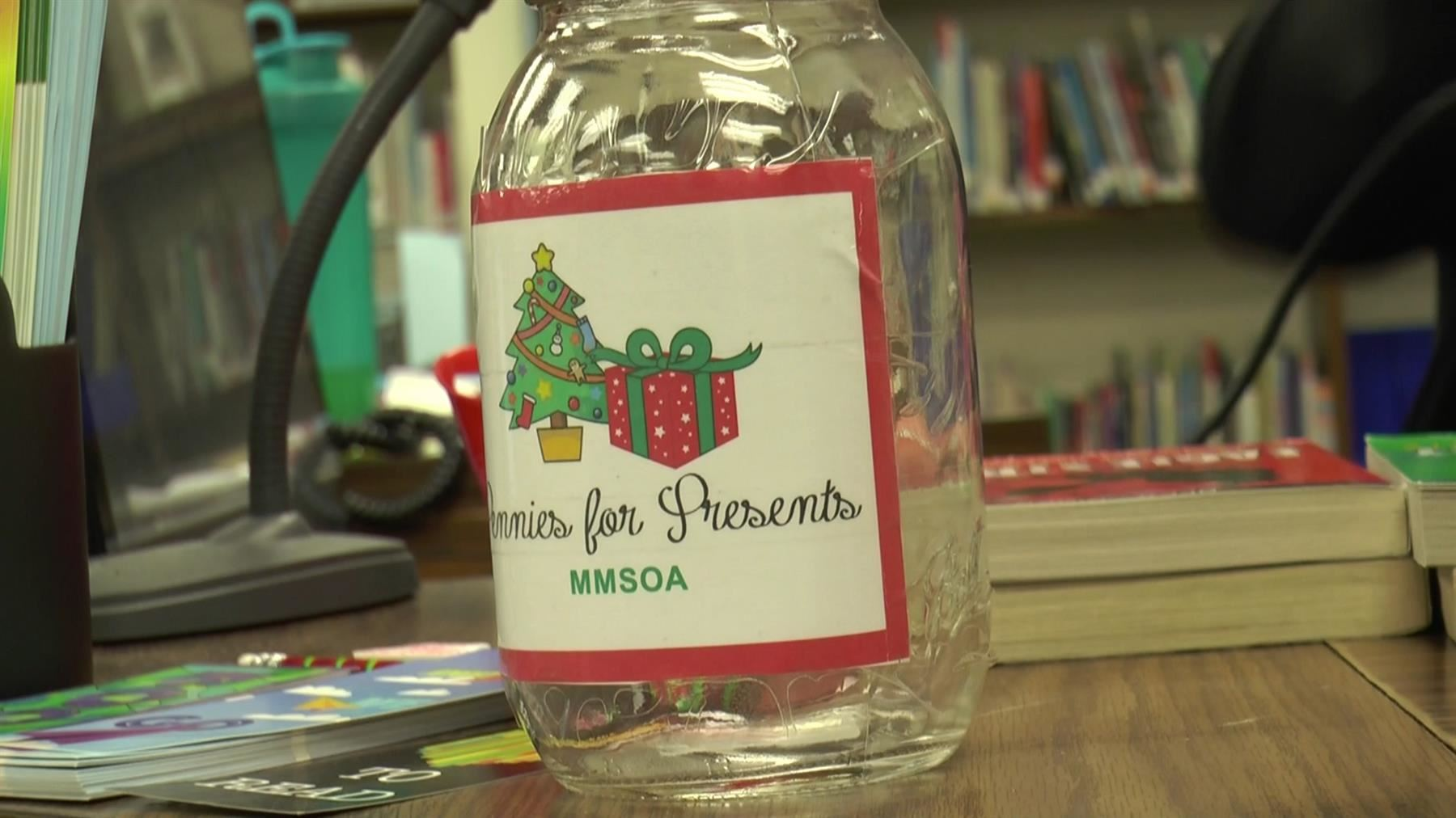 Marrington Middle students give all to help peers in need