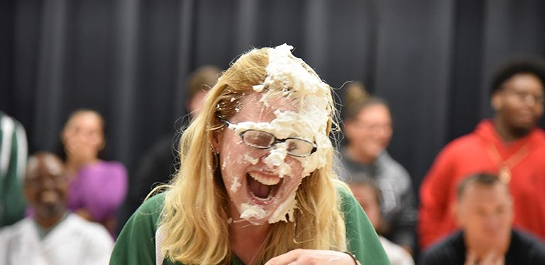 Photo from Pie 4 Ty fundraiser