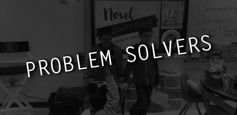 Problem Solvers graphic