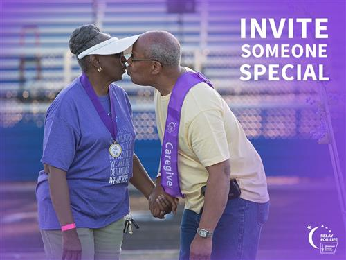 Relay For Life Invitation Image