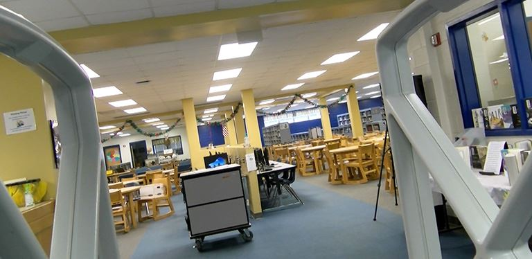 Image of Berkeley High School Library