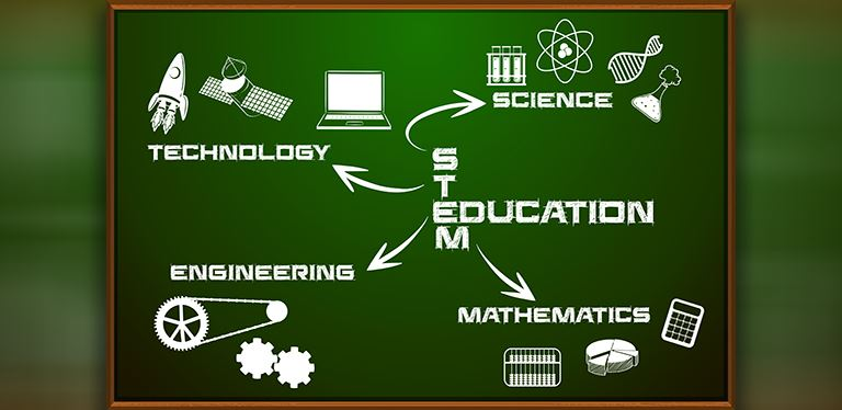 Generic STEM graphic