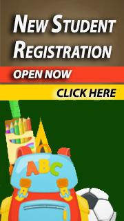 Student Registration Promotional Banner