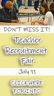 Summer Teacher Recruitment Fair promo image