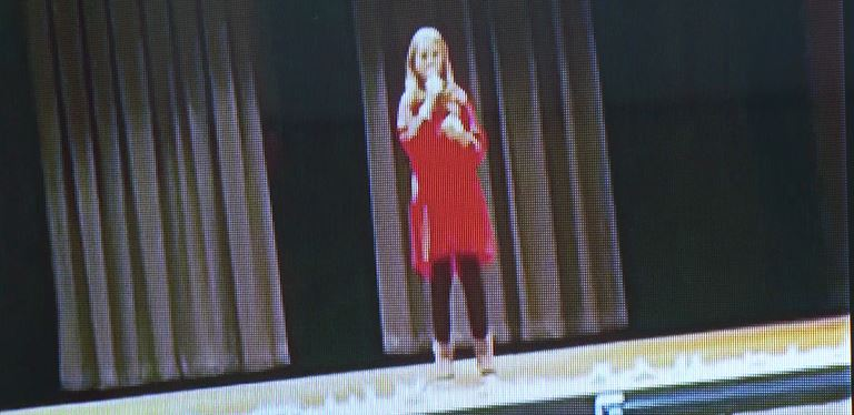Berkeley Middle School students rush stage to support crying student in talent show