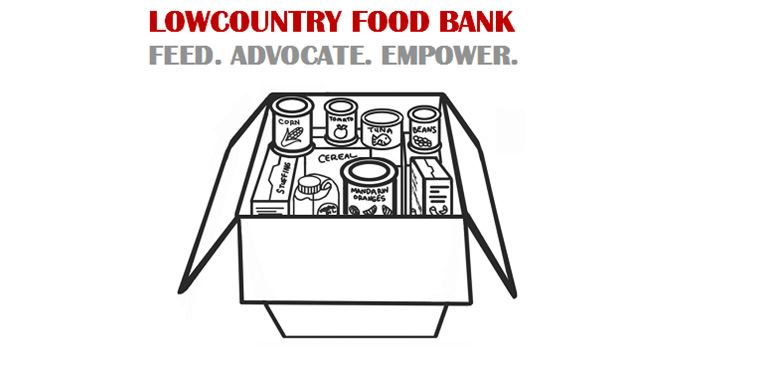 Food bank generic graphic