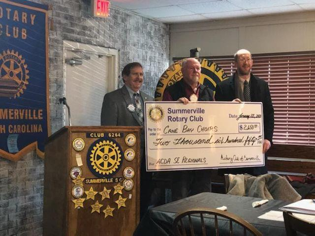 Summerville Rotary Club