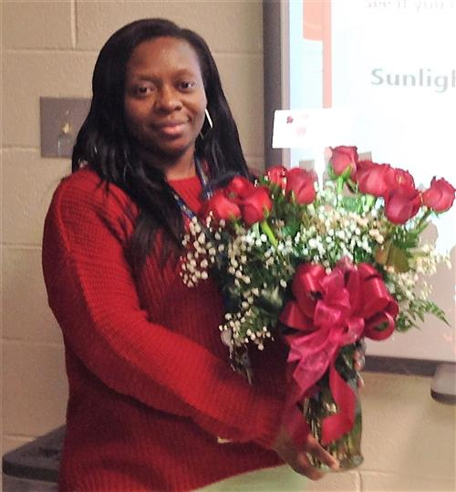 2019 St. Stephen Middle School Teacher of the Year