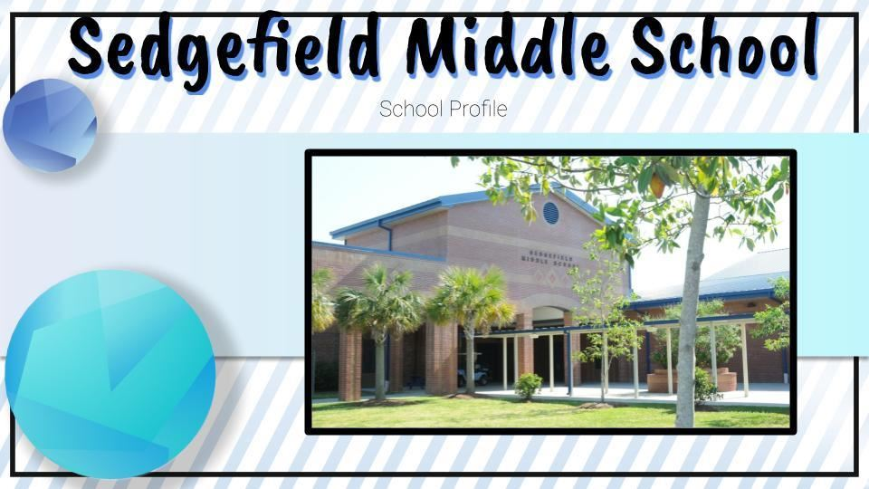 Photo of Sedgefield Middle School building