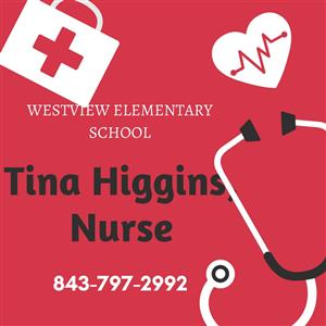 Tina Higgins, Nurse