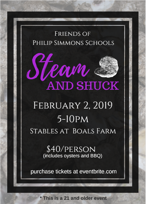 Steam and Shuck 2019