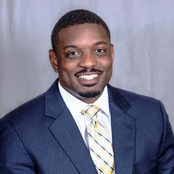 Mr. Deon Jackson, Senior Associate Superintendent for Operations and Administration