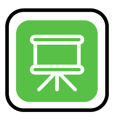 Traditional Learning Icon