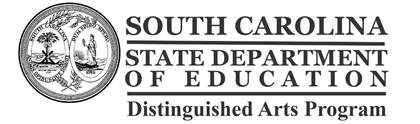 South Carolina State Department of Education Distinguished Arts Program
