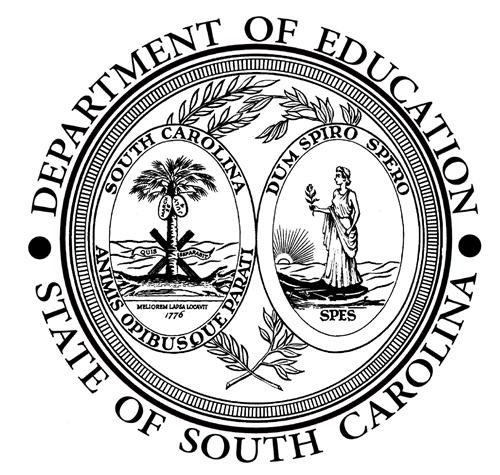 SC Department of Education Link