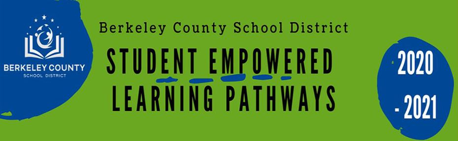 Student Empowered Learning Pathways Banner