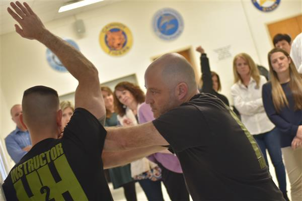 Safety and self-defense training